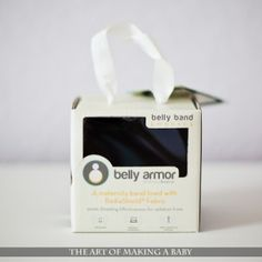 Belly Armor- Blankets and Band to protect against radiation