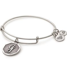 Initial C Charm Bangle In 2018 Bracelets Pinterest Alex And Ani
