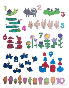 cute counting
