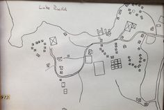 Camp map 1973