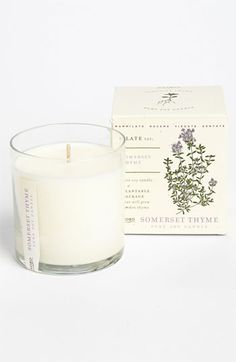 Kobo 'Seeds Collection' Soy Candle | Nordstrom