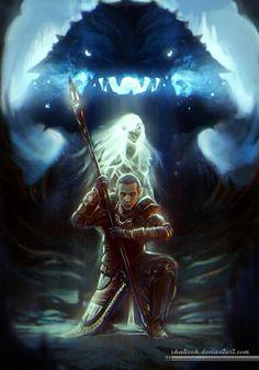 Jaws of Hakkon http://knight-enchanter.tumblr.com/ [[New favorite DAI NPC is definitely Inquisitor Ameridan.]]
