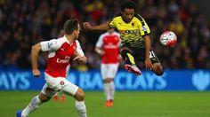 Arsenal 1 Watford 2 #ArsenalVsOlympiakos #Arsenal #Arsenal...: Arsenal 1 Watford 2 #ArsenalVsOlympiakos… #ArsenalVsOlympiakos #Arsenal