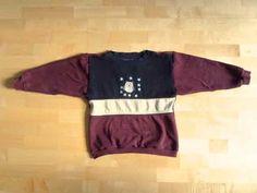 Kinderpulli aus Papas ausrangiertem Sweatshirt