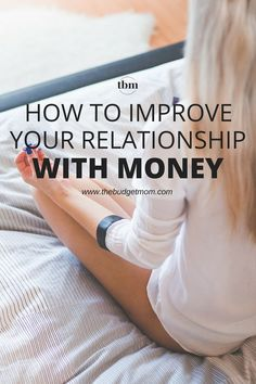 Learn how you can improve your relationship with money today. Just like every relationship, you're in it by choice. Click to read to the full article!