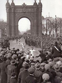 Barcelona, marató 1928.