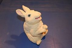 Hand Critters Mask Illusions Rabbit Puppet! (11/16/2014)