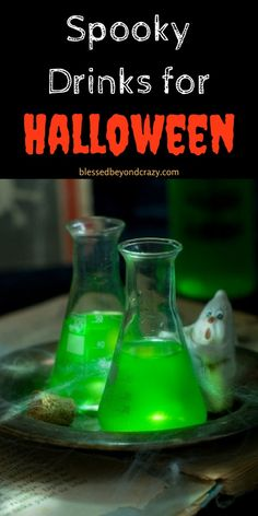 Spooky Drinks for Halloween