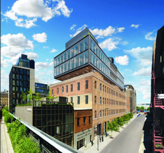 Gallery of Morris Adjmi to Transform High Line-Adjacent Warehouse Into Office Building in New York - 2