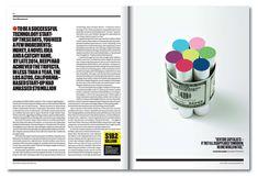 Institutional Investor Redesign - Tom Brown Art+Design