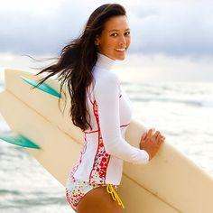 ... directly from China swim shirt Suppliers  SBART Rashguard Swim Shirts  Women Lycra Surf Top Long Sleeve Swimsuit Swimming Surfing Wetsuit Woman  Diving ... 0cbe04b46