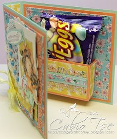 Easter Treat Holder Card