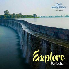 Parichha dam (Only 25 km from us) built on Betwa river is a beautiful picnic spot near Jhansi to spent memorable family time. Weekend is approaching and winter is the best time to enioy boating on a serene lake. Picnic Spot, Boating, Serenity, How To Memorize Things, River, Explore, Beautiful, Ships, Sailing