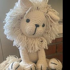 Just Peachy added a photo of their purchase Lion Crochet, Crochet Patterns Amigurumi, Crochet Hook Sizes, Crochet Hooks, Patron Crochet, Crochet Granny Square Afghan, Crochet Basics, Seville, Tapestry