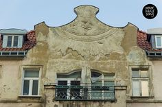 A smiling building :) Mielżyńskiego street.