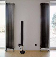 Радиатор Zehnder Charleston - высокий в цвете Tehnoline