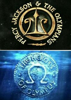 Percy Jackson and the Olympians & Heroes of Olympus