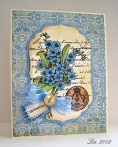 LPC Flowers challenge by quilterlin, via Flickr