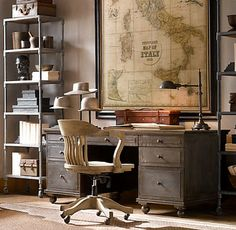 vintage chair vintage map vintage travel 100 vintage amazing vintage vintage ideas vintage feel old maps the office antique home office furniture antique