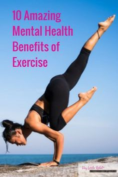 Of course we all know that working out is great for you physically, but you may not know about some of the mental health benefits or regular exercise. Check them out on Hey Little Rebel!