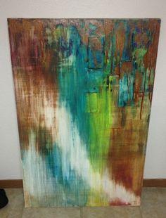 A Brittni Stofferan painting !
