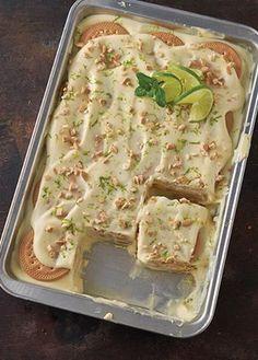 La imagen puede contener: comida e interior Mexican Food Recipes, Sweet Recipes, Dessert Recipes, Kitchen Recipes, Baking Recipes, Kids Meals, Easy Meals, Flan, Quiches
