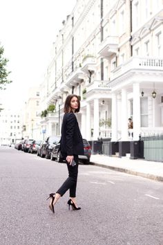 How To Master The Business to Evening Look — Bloglovin'—the Edit