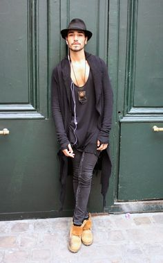 fabulouswillycartier:  Willy Cartier | streetstyle x Paris, August 2014 | ph. Freed Mode