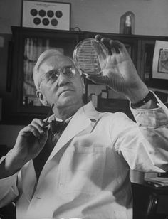 alexander fleming discovered penicillin