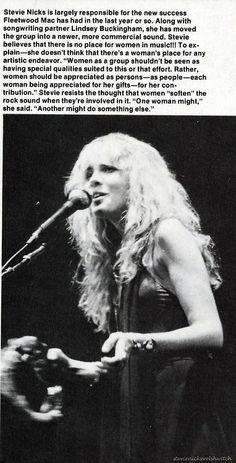 Witch Stevie Nicks On Quotes. QuotesGram