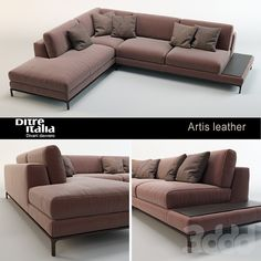 Диван Artis Leather / Ditre Italia