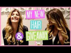 My New Hair, Μυτιλήνη & GIVEAWAY (L'Oréal Professionnel) | katerinaop22 Loreal, New Hair, Youtubers, Giveaway, Greek, Printables, Learning, Greek Language, Print Templates