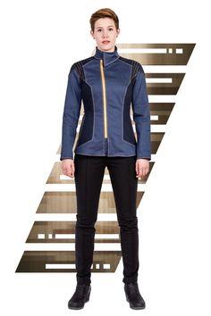 All [Womens] – Volante Design Star Trek Jacket, Motorbike Leathers, Make A Wish, World Of Fashion, Street Wear, Stars, Jackets, Collection, Inspired