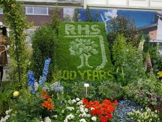 100 years of Chelsea Flower Show