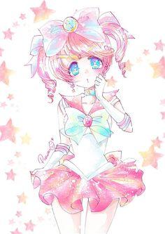 Sailor Moon x My Melody by Punano