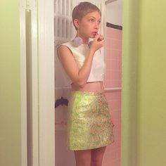 Tavi Gevinson @tavitulle Instagram photos | Websta