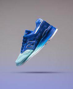 New Balance 997 'Home Plate' Pack (Ozone Blue Glow Navy) - EU Kicks: Sneaker Magazine