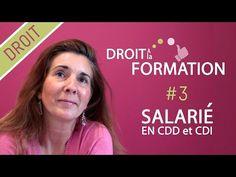 Conseils de Karine ✪ Salarié(e) en #CDI ou en #CDD - comment faire ma demande de #formation ?