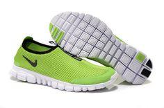 2014 Nike Free 3.0 V3 Mens Green Running Shoes
