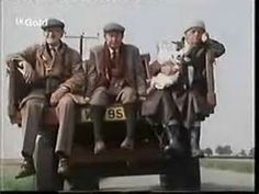 Last of the Summer Wine - Episode All Mod Conned - One of the modes of transportation needed to reach their beachside holiday cottage. British Sitcoms, British Comedy, Last Of Summer Wine, Bbc Home, English Comedy, Tv Detectives, Uk Tv, Sports Headlines, Comedy Show