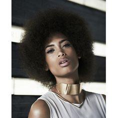 Lily Lightbourn, GODS Magazine, Black Fashion Models