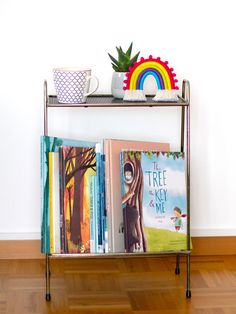 Rainbow Wall, Cool Rooms, One Pic, Fiber Art, Craft Supplies, Room Decor, Rainbows, Bright, Small Art