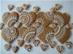 I have been needing a good sugar cookie recipe for Christmas cookies. Valentine cookies the decorated cookie's cotton candy cookie pops. Lace Cookies, Heart Cookies, Sugar Cookies, Ginger Cookies, Snowflake Cookies, Flower Cookies, Yummy Cookies, Valentine Cookies, Christmas Cookies