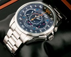 Tag Heuer Grand Carrera Mercedes  ♥