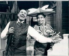 Hello Dolly - Cab Calloway and Pearl Bailey