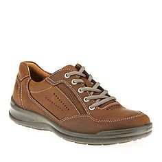 Ecco Remote Tie Lace-Up Shoes :: Casual Shoes :: Shop now with FootSmart $120