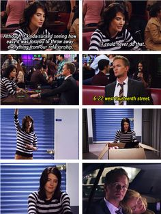 This was so touching :') himym Best Tv Shows, Favorite Tv Shows, Barney And Robin, How Met Your Mother, Mothers Friend, Himym, I Meet You, Tv Quotes, Film Serie