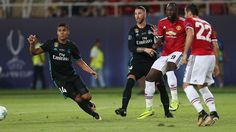 MANCHESTER UNITED SPORT NEWS: REAL MADRID 2 MANCHESTER UNITED 1