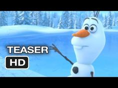 First trailer for the new Disney Animated Movie Frozen is more like a cute short film. Watch it now: