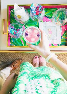 The Lilly Pulitzer Suite
